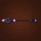 Relentless Gladiator's Battle Staff Model