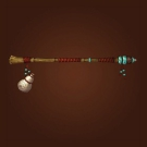 Aspirant's Staff of Harmony, Aspirant's Staff of Grace, Staff of Ox-Hoof Thunder Model