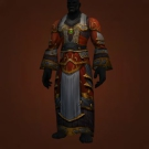 Furious Gladiator's Mooncloth Robe, Furious Gladiator's Satin Robe Model