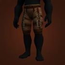 Grizzly Pants Model