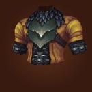Bulging Chain Vest, Harbinger's Desecrated Chain Shirt, Rancorbite Chain Shirt Model