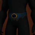 Tyrannical Gladiator's Waistguard of Meditation, Tyrannical Gladiator's Waistguard of Cruelty, Tyrannical Gladiator's Waistguard of Meditation, Tyrannical Gladiator's Waistguard of Cruelty Model