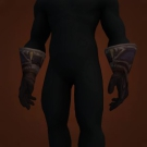 Sporebeard Gauntlets, Wyrmstalker's Gloves Model