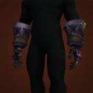 Brutal Gladiator's Dragonhide Gloves, Brutal Gladiator's Kodohide Gloves, Brutal Gladiator's Wyrmhide Gloves Model