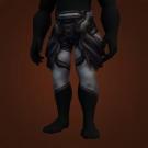 Primal Gladiator's Scaled Legguards, Primal Gladiator's Legplates Model