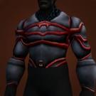 Dark Iron Plate, Inferno Tempered Chestguard Model