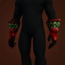 War Paint Gloves Model