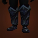 Guardian's Plate Greaves Model