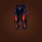 Hero's Leggings Model