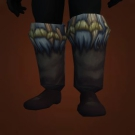 Lightning Prisoner's Boots, Burnmender Boots, Lightning Prisoner's Boots Model