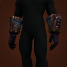 Tyrannical Gladiator's Ironskin Gloves, Tyrannical Gladiator's Copperskin Gloves, Tyrannical Gladiator's Ironskin Gloves, Tyrannical Gladiator's Copperskin Gloves Model
