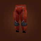 Imperial Red Pants, Leggings of the Festering Swarm, Bloodfire Leggings, Pantaloons of Flaming Wrath Model