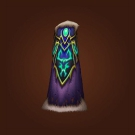 Sunshower Light Cloak, Shroud of Forgiveness, Shadowmoon Destroyer's Drape, Pepe's Shroud of Pacification Model