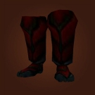 General's Dragonhide Boots Model