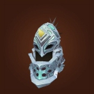 Wrathful Gladiator's Ornamented Headcover, Wrathful Gladiator's Scaled Helm Model