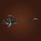 Depthroot's Forearm, Expeditious Spear Model