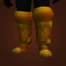 Replica Marshal's Plate Boots Model