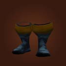 Singed Boots, Conspirator's Slippers, Sandals of the Neverending Bridge, Merger Boots, Royal Boots, Abjurer's Boots Model