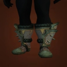 Mana-Tanned Sandals, Stutterstep Treads Model
