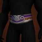Arcanist Belt Model
