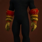 Glimmering Mail Gauntlets Model