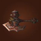 Shellsplitter Greataxe, Shellsplitter Greataxe Model