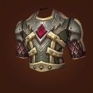 Crafted Dreadful Gladiator's Plate Chestpiece Model
