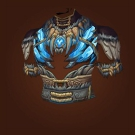 Stormbreaker Chestguard, Mail of Screaming Secrets, Armor of the Single Cloud Model