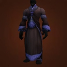 Black Mageweave Robe, Robe of Everlasting Night, Auchenai Anchorite's Robe Model