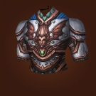Cataclysmic Gladiator's Ornamented Chestguard, Cataclysmic Gladiator's Scaled Chestpiece Model