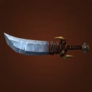 Lobstrock Slicer, Daschal's Serrated Blade Model