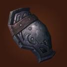 Deadly Gladiator's Scaled Shoulders, Deadly Gladiator's Ornamented Spaulders Model