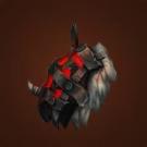 Grievous Gladiator's Leather Spaulders Model