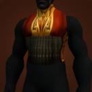 Cindercloth Vest Model