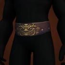 Crimsonscale Belt Model