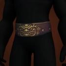 Crimsonscale Belt Model