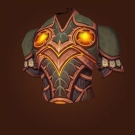 Ruthless Gladiator's Scaled Chestpiece, Ruthless Gladiator's Ornamented Chestguard, Ruthless Gladiator's Scaled Chestpiece, Ruthless Gladiator's Ornamented Chestguard Model