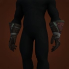 Mistlurker Gloves, Steppebeast Gloves Model