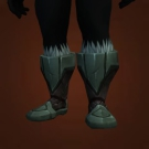 Light Scale Boots, Shamanic Treads, Chain Boots, Spritescale Boots, Heavy Scale Boots, Dreadroot Linked Greaves, Thornbrace Boots, Thornbrace Sabatons, Sabatons of the Receding Nightmare Model