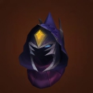 Hood of Rampant Disdain, Dark Phoenix Helmet Model