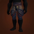 Dreadful Gladiator's Chain Leggings, Crafted Dreadful Gladiator's Chain Leggings Model
