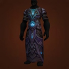 Cataclysmic Gladiator's Silk Robe Model