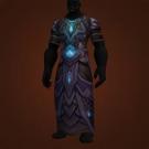 Cataclysmic Gladiator's Silk Robe Model