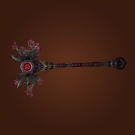 Skettis Staff, Bloodmane Staff, Talon Guard Staff Model