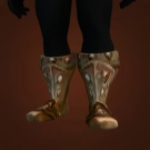 Barbaric Iron Boots Model
