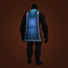Rain-Spotted Cape, Imbued Gypsy Cloak, Caretaker's Cape Model