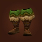 Archer's Boots, Tromping Miner's Boots, Swift Boots Model