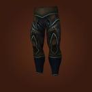 Wild Gladiator's Leather Legguards Model