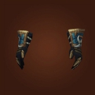 Tyrannical Gladiator's Leather Gloves Model