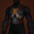 Tyrannical Gladiator's Chain Armor Model